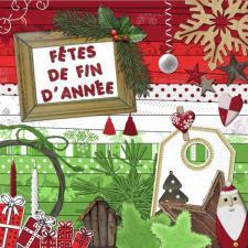 Kit « Fêtes de fin d'année »