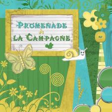 Kit « Promenade à la campagne »