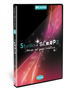 Studio-scrap 7.5 Deluxe en coffret