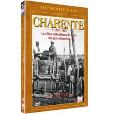 Dvd, Mémoires de Charente