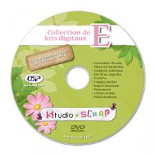 DVD « Collection de Kits digitaux E »