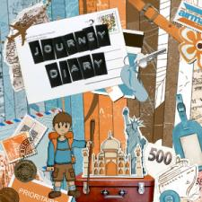« Journey Diary » digital kit