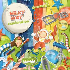 Milky Way Exploration Digital Kit