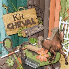 """Kit """"Cheval"""""""