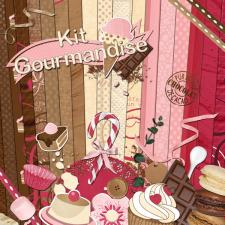 Kit « Gourmandise »