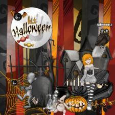 "Kit ""Halloween"" en téléchargement"