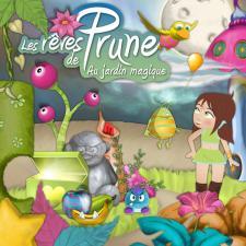Kit Les rêves de Prune au jardin magique