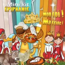 Mini-kit « Epiphanie »
