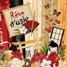 Kit « Rêve d'Asie »