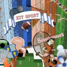 Kit « Sport »