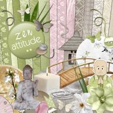 Kit « Zen attitude »