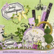 Kit « Jardins romantiques » en téléchargement