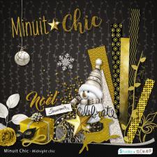 Kit « Minuit Chic » en téléchargement