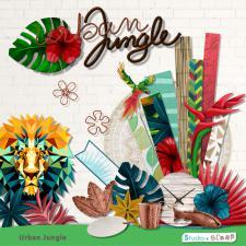 Kit « Urban Jungle » en téléchargement
