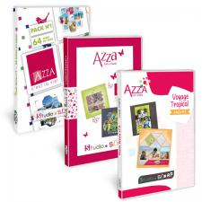 Lot de 3 Packs Azza en coffret