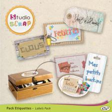"""Mini-Pack de stickers """"Bricolage et Loisirs"""""""