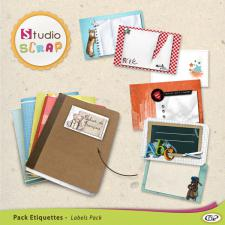 "Mini-pack de stickers ""Scolaire"""
