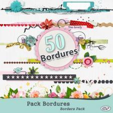 Pack 50 bordures
