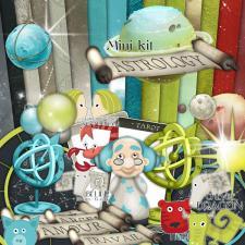 "Mini kit ""Astrology"""