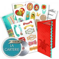 Carterie - Collection « Cocktail fruité »