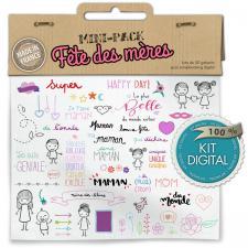 Mini-Pack « Fête des mères »
