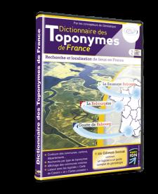 Dictionnaire des Toponymes