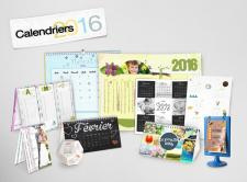 Calendriers Photos 2016