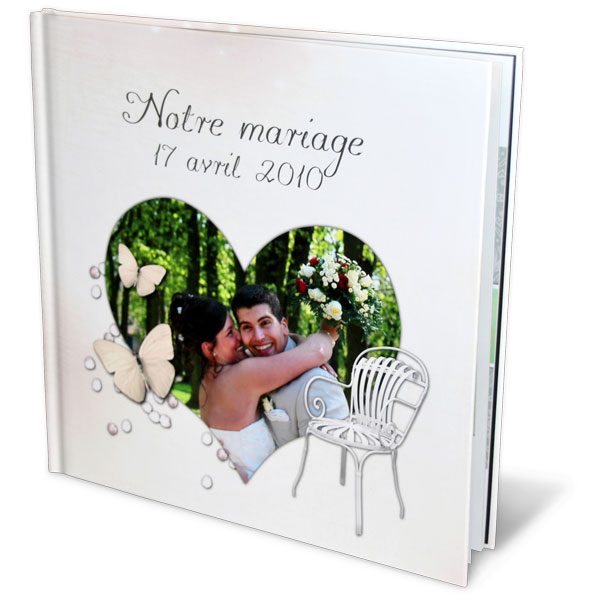 mon livre de mariage fa on scrapbooking 24 pages cdip boutique logiciel de g n alogie et. Black Bedroom Furniture Sets. Home Design Ideas