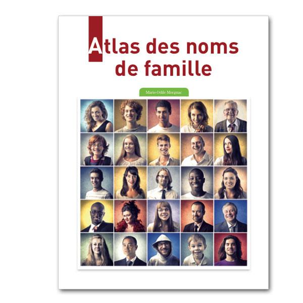 Atlas des noms de famille cdip boutique logiciel de g n alogie et scrapbooking - Www comptoir de famille com boutique ...
