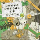 Kit « Comme chiens et chats » en téléchargement