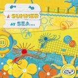 "Digital kit ""A summer at the sea""  by download"