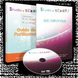 DVD + Guides de l'utilisateur - Studio-Scrap 7