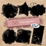 Pack 50 masques en téléchargement