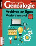 Archives en ligne : mode d'emploi 2ème édition - Hors-série n°44