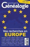 Vos recherches en Europe - Hors-série  RFG
