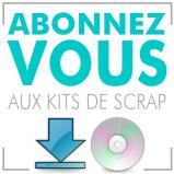 Pack 12 mois d'abonnement aux kits en téléchargement + cadeau
