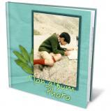 Modèle d'album « Nature » format carré en téléchargement  - 32 pages