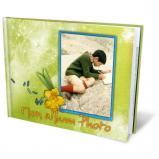 Modèle d'album « Nature » format A4 horizontal en téléchargement  - 32 pages