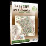 Atlas de France et ses colonies