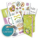 Ensemble carterie - Collection « Souffle printanier » en téléchargement