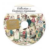Collection de costumes régionaux - France et Belgique en téléchargement