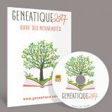Guide des nouveautés et CD-ROM de Généatique 2017