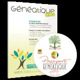 Abonnement à Généatique Info par courrier pour un an + 27 vidéos de perfectionnement en DVD