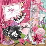 Kit « Rêve de ballerine » en téléchargement