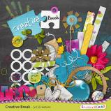 Digital kit « Creative Break » by download