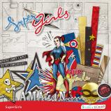 Kit « Super Girls » en téléchargement