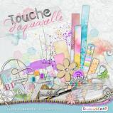 Kit « Touche d'aquarelle » en téléchargement