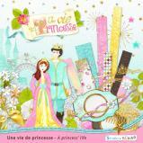 Kit « Une vie de princesse » en téléchargement