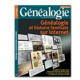 Généalogie et histoire familiale sur Internet - Hors-série n°37