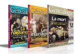 3 titres : La naissance - Le mariage - La mort